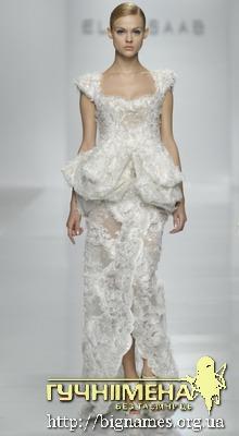 Елі Сааб, колекція Haute Couture сезону осінь/зима 2009-2010