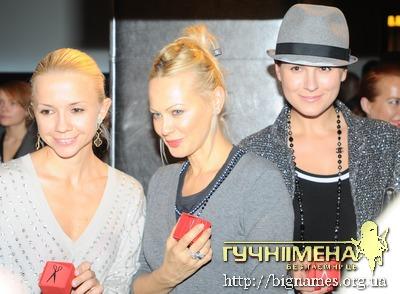 Маша Єфросініна, Best Fashion Awards, Ukrainian Fashion Week