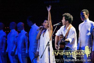 Джамала, Сусана Джамаладінова, Jamala The Revue show і Сандоро Санді
