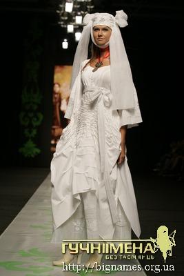Олеся Теліженко, Древо роду, весільні сукні