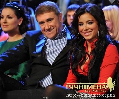 Ані лорак знялась у московських