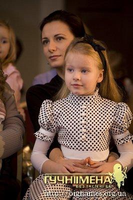 Анна Гомонай з дочкою Марічкою