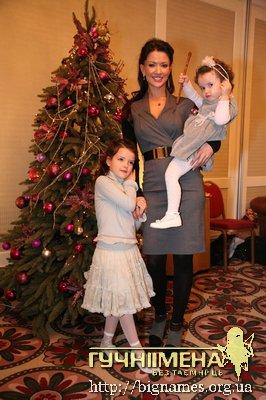 Ірина Онопенко з дітьми