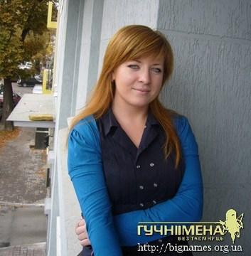 Тетяна Грабан, головний редактор