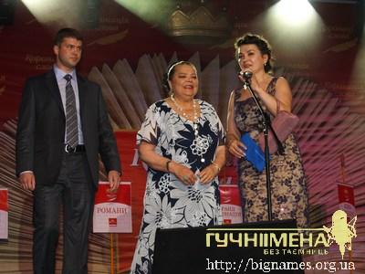 Наталя Сумська з мамою