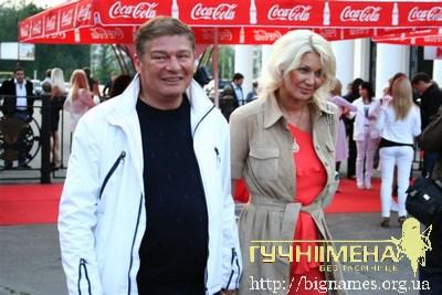 Євген Червоненко, дружина Ніна